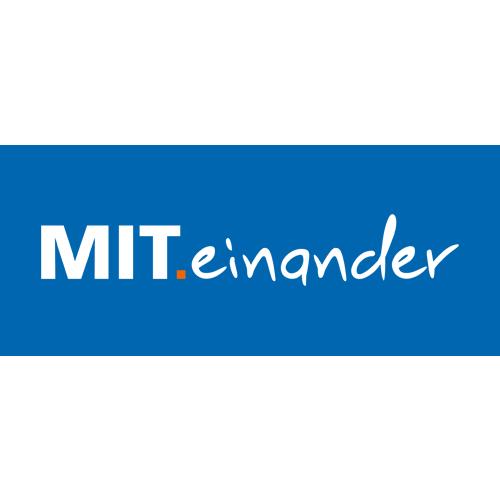Logo MIT.einander Raiffeisenbank Zeller Land eG